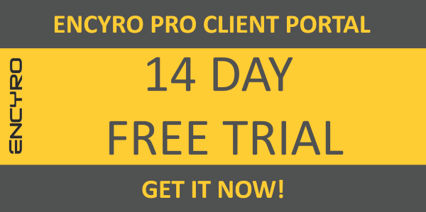 Free Trial for Client Portal